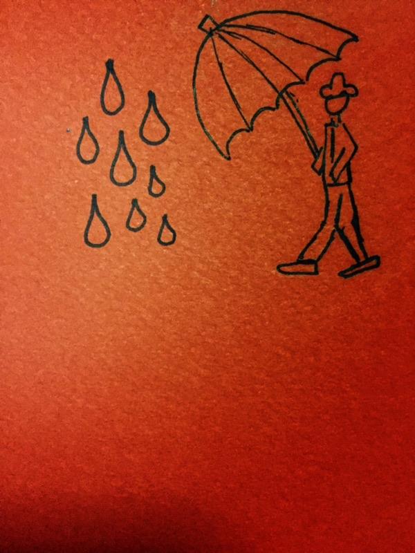 L'orchestra della pioggia